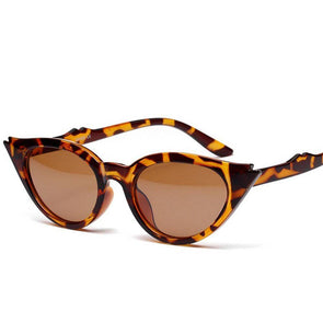 """Kat"" Sexy Cat Eye Sunglasses - Glitzies Accessories"
