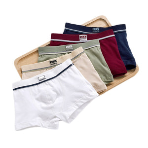 Boxer couleur - lot de 5
