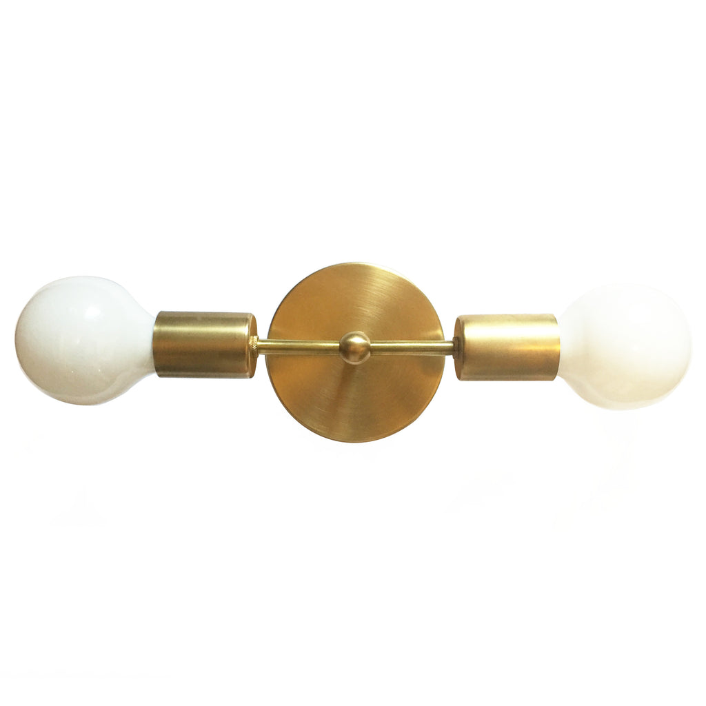 Lillian Double Sconce - MattAlfordStudio.Com