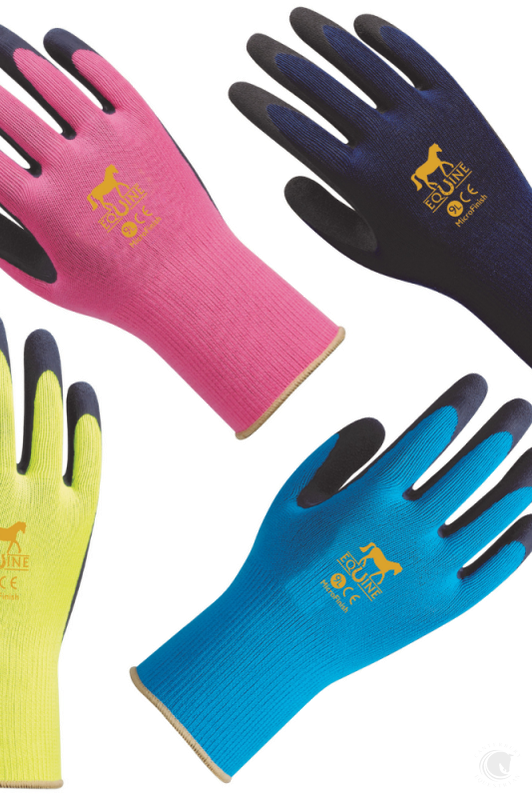 Le Mieux Equine Work Gloves