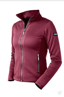 Equestrian Stockholm Winter Rose Fleece
