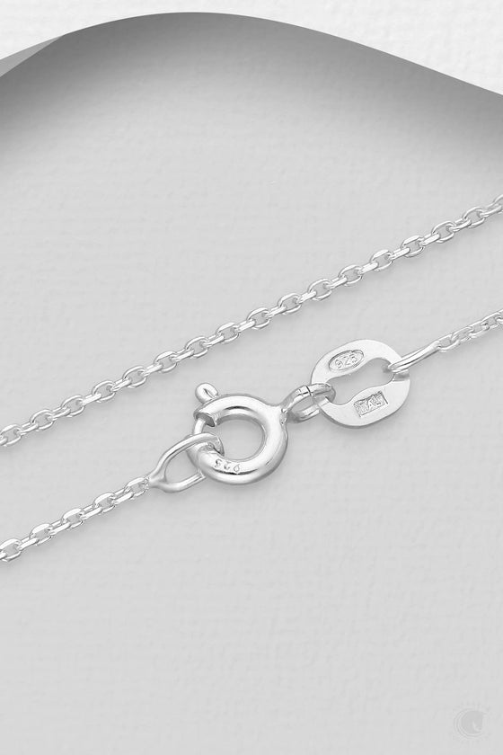 Elite Equestrian - 0.5mm Sterling Silver Extender Chain