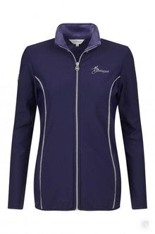 LeMieux Madrisa Fleece Ink Blue