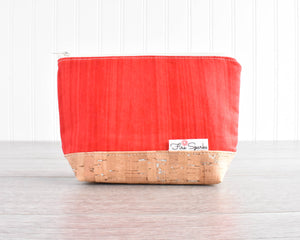Zipped Pouch, Small - Fire Sparks Creations