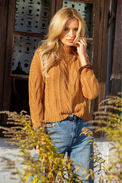 Asymmetric Sweater - LK's Boutique