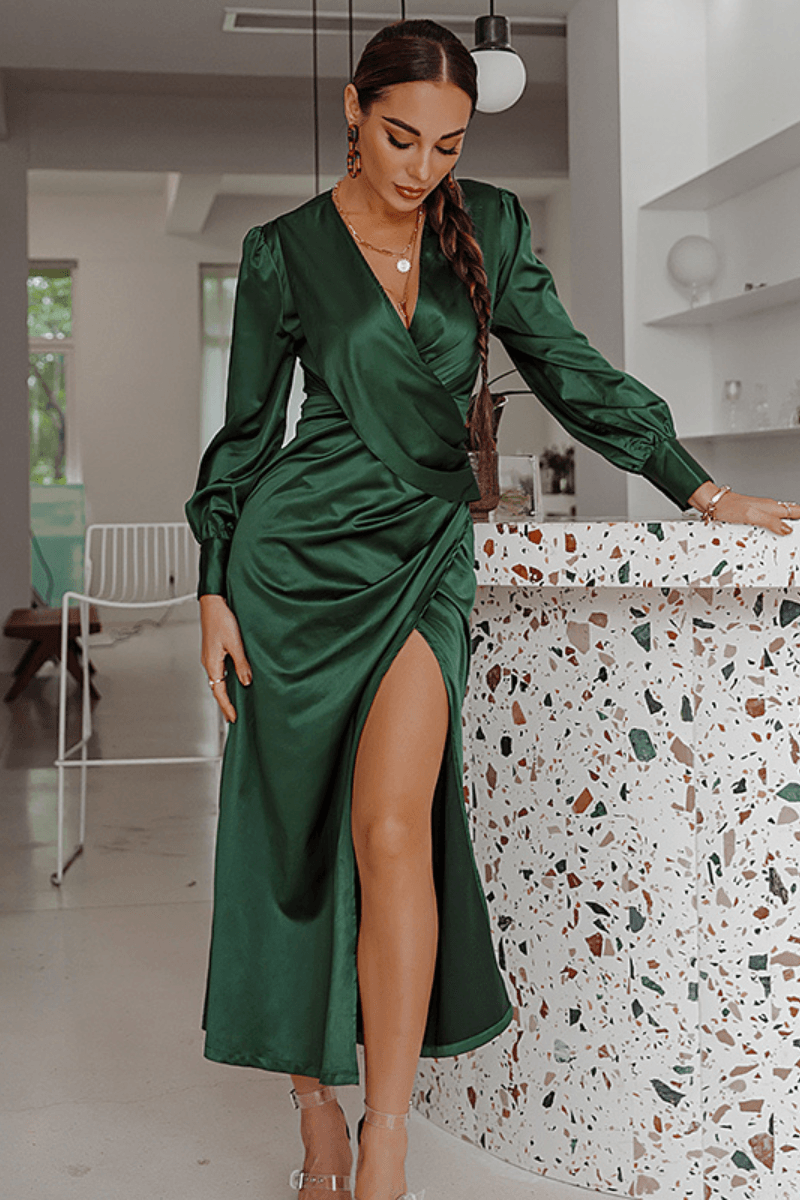 pink shift dress with lace stripe on the sides