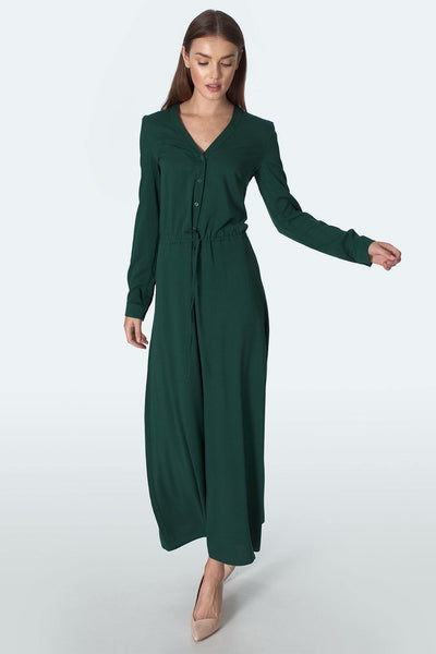 Green Maxi Dress - LK's Boutique