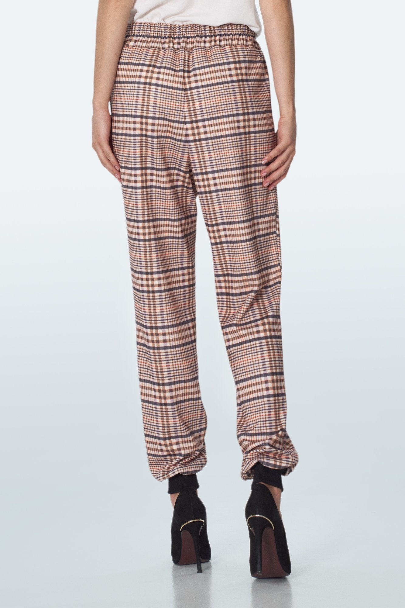 Plaid Pants - LK's Boutique