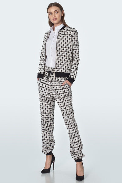 Houndstooth Pants - LK's Boutique