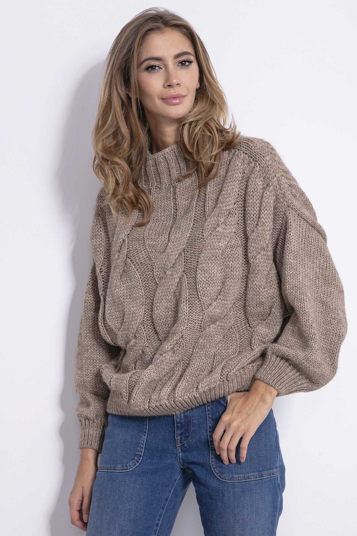 Loose Knit Sweater - LK's Boutique