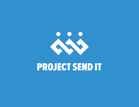 project send it logo
