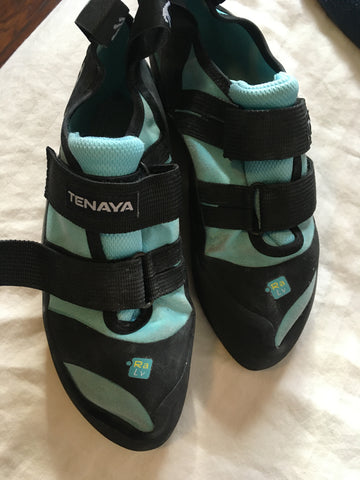 Tenaya Unisex Climbing Shoe Men's 7.5 / Women's 8.5