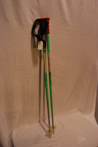 Scott International Retro Racing Ski Poles