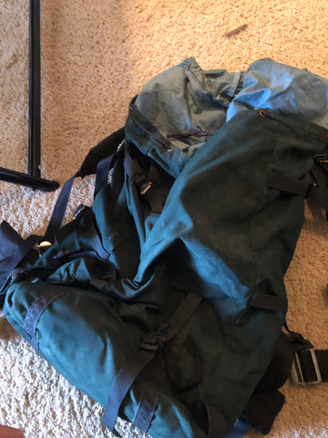 Lowe Alpine Backpack with Day Pack