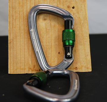 Black Diamond Small Locking Carabiner