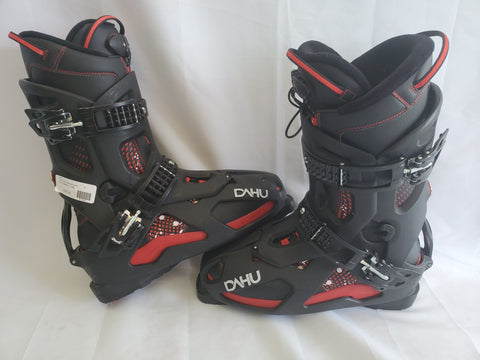DAHU Monsieur Ed Ski Boots - Men's 12 (like new)