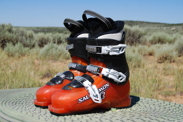 Salomon T3 Ski Boots - Youth