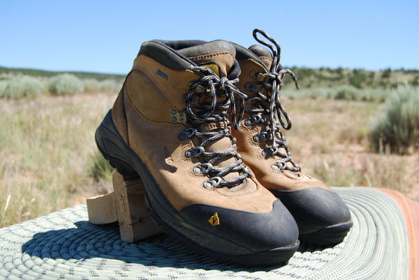 Men's Vasque Leather Hiking Boots - Men's 11