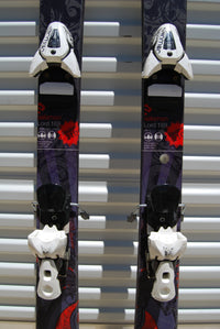 2010/11 Salomon Lord Skis - 169cm