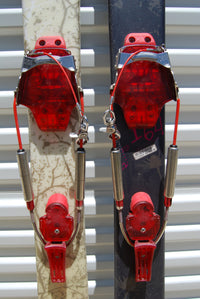 Salomon 2007 Scarlet Telemark Skis - Women's 164cm