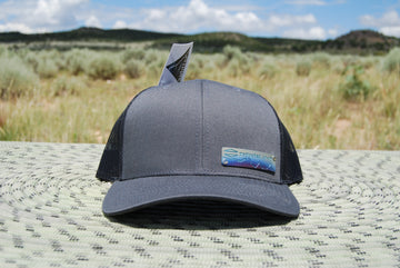 rerouted co-op trucker hats
