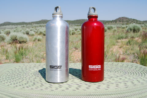 SIGG Fuel Bottle 1L
