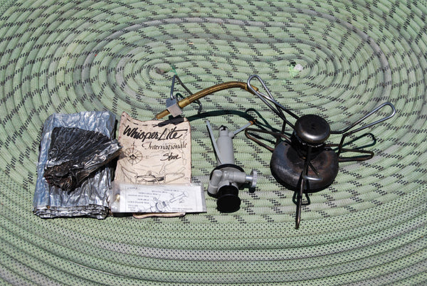MSR Whisperlite International Stove Kit