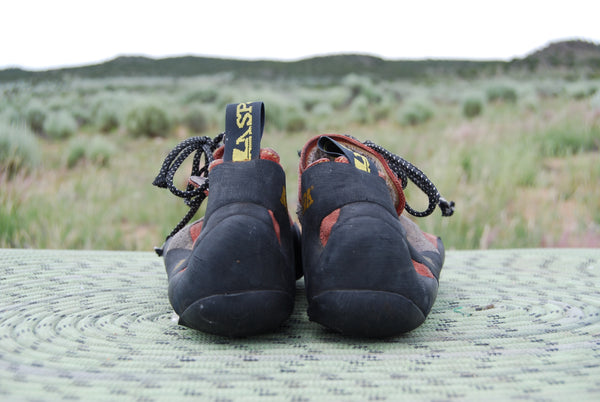 La Sportiva Climbing Shoes - Men's 10, EU 43