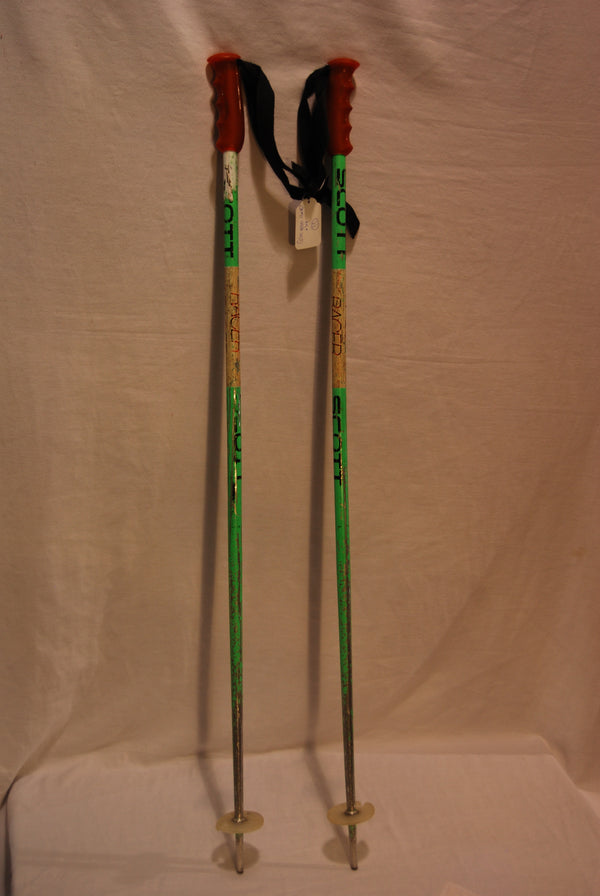 Scott International Racing ski pole, retro