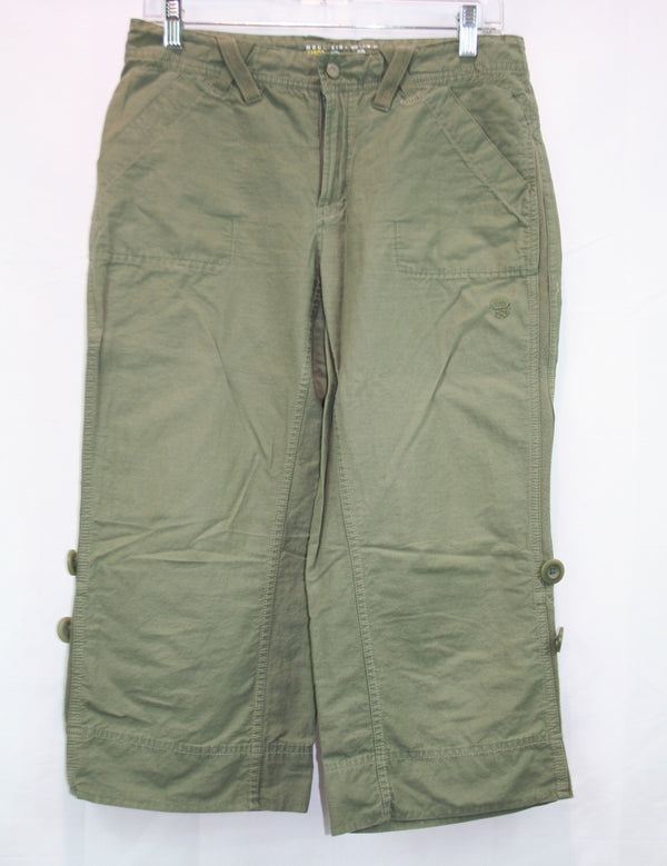 Mountain Hardwear Capri Pants - Women's 8