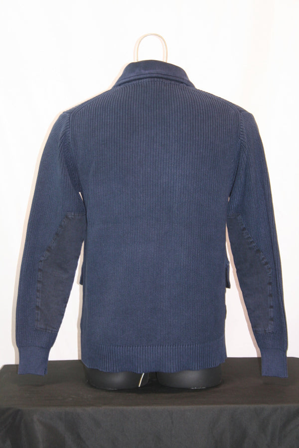 Orvis Garment-Dyed Shawl Cardigan Mens M