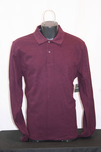 Eddie Bauer Classic Field Pro Long Sleeve Polo