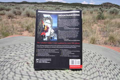 Mountaineering Guide Book 7th Edition