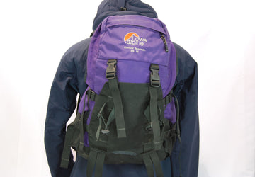 Lowe Alpine Contour Mountain 35 Adventure Backpack