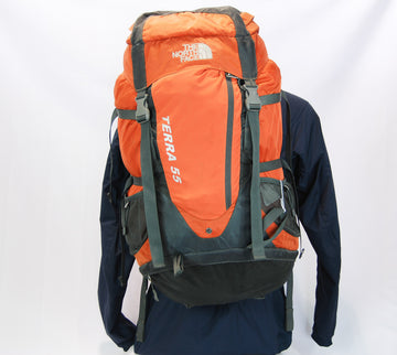 North Face Youth Terra 55L Backpack