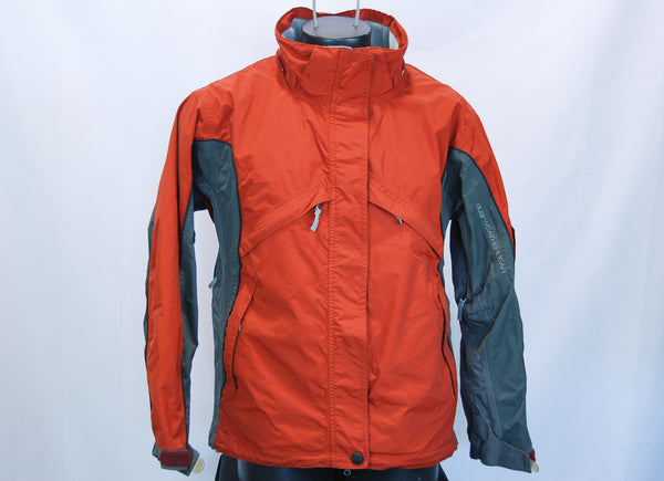 Dub Weathergear Frequency Series Burnt Orange Winter Shell (Kids L)