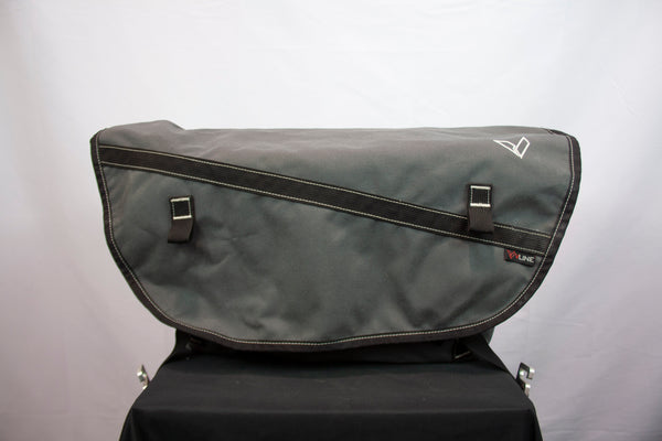 V-line Satchel Bag