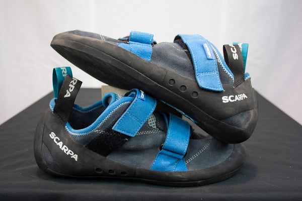 Scarpa Origin Climbing Shoes (Men's 9.5, Women's 10, EU 42.5)