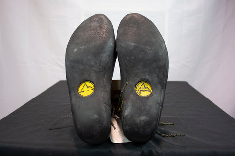 La Sportiva Climbing Shoes (Men's 8, Women's 9, EU 40.5)