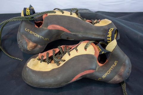 La Sportiva Climbing Shoes - Men's 8.5