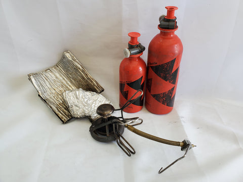 MSR Whisperlite Internationale Camping Stove Kit With 2 Fuel Bottles