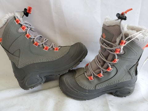 Columbia Kid's Snow Boots - Size 1