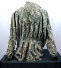 Mossy Oak Heavy Duty Zipper Hunting Shirt - Men's