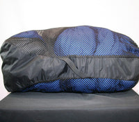 The North Face Polarguard HV Blue Sleeping Bag