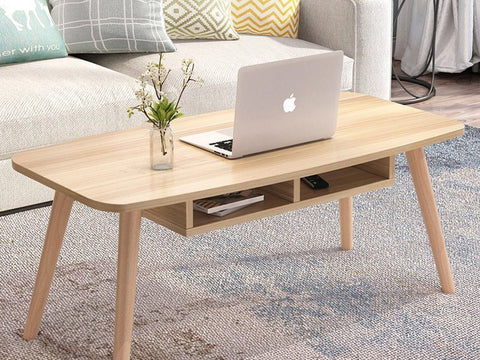 Wooden Coffee Table 100cm Long 700809