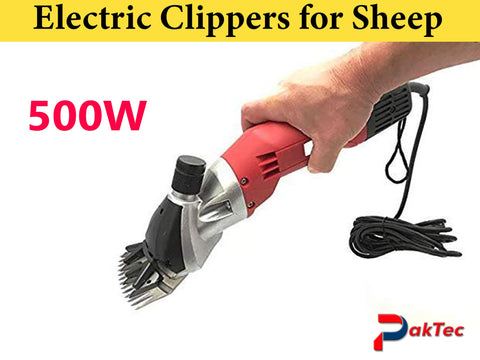 Sheep Clipper 500 W - PAKTEC