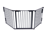 Fire Guard 3PCS Safety Fence Play Pen Safety Gate Fire Guard - PAKTEC