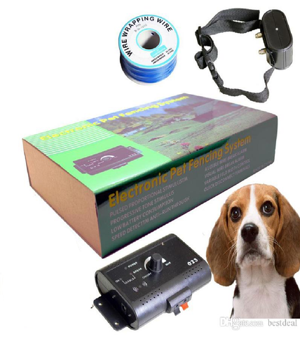 Electronic Smart Dog In-ground Pet Fencing System - PAKTEC