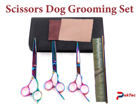 Pet Grooming Scissors