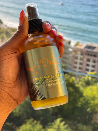 Chasing Summer Body Oil